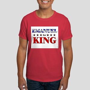 EMANUEL for king Dark T-Shirt