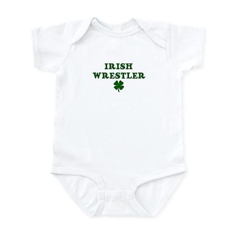 Irish Wrestler Infant Bodysuit