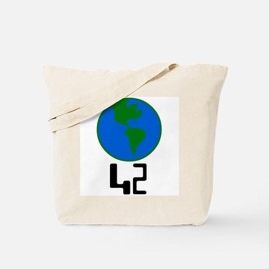 42 world -  Tote Bag