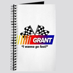 Racing - Grant Journal