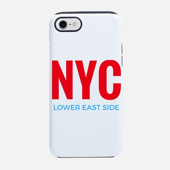 NYC Lower East Side iPhone 8/7 Tough Case