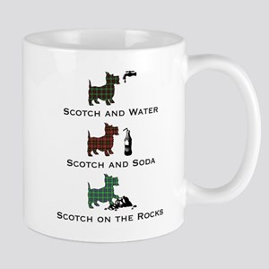 Scotties and Scotch - Mug