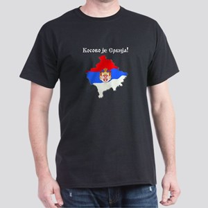 Kosovo je Srbija Dark T-Shirt