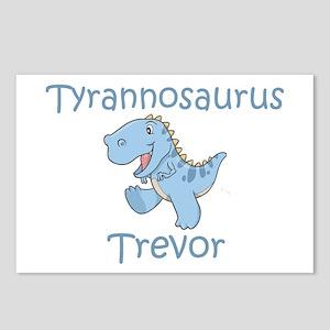 Tyrannosaurus Trevor Postcards (Package of 8)