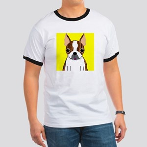 Boston Terrier (Brindle) Ringer T