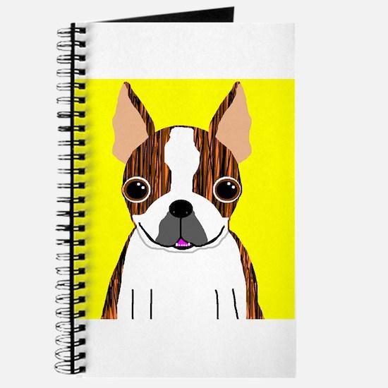 Boston Terrier (Brindle) Journal