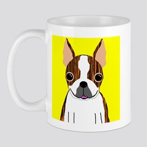 Boston Terrier (Brindle) Mug