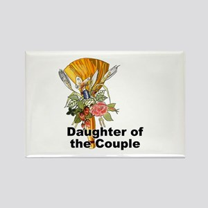 Jumping the Broom Daughter of the Couple Rectangle
