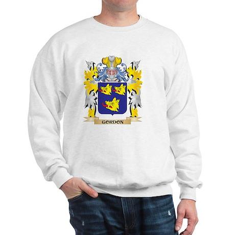 Gordon Coat of Arms - Family Crest Sweatshirt