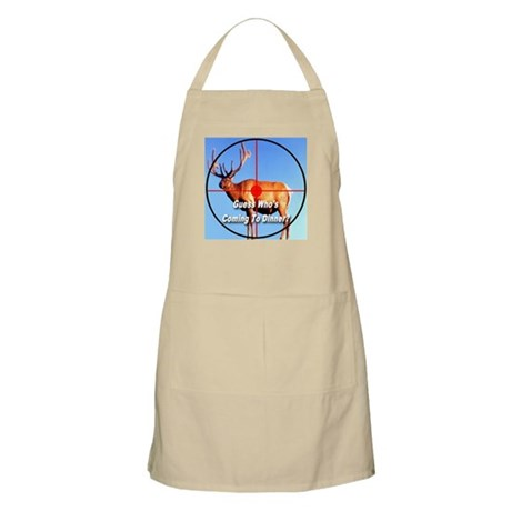 Guess Who's Coming To Dinner? BBQ Apron