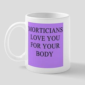 mortician gifts t-shirts Mug