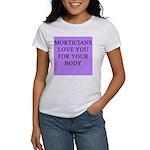 mortician gifts t-shirts Women's T-Shirt