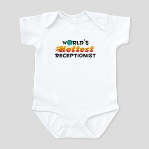 World's Hottest Recep.. (C) Infant Bodysuit