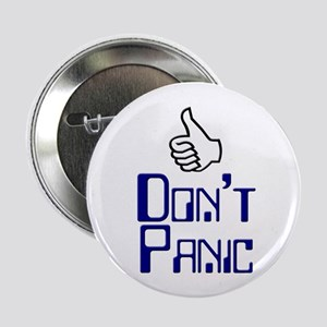 Don't Panic - Button