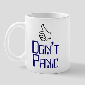 Don't Panic -  Mug