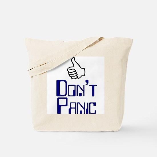 Don't Panic -  Tote Bag