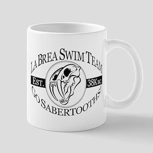 La Brea Swim Team Mug