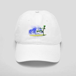 Surfing Gecko Cap