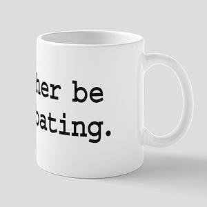 i'd rather be masturbating. Mug