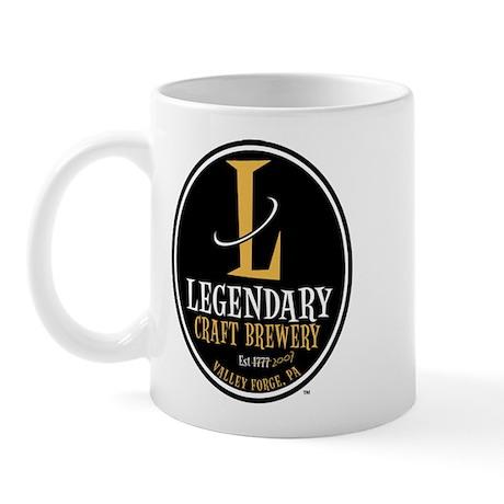 Legendary Craft Brewery Oval - 10x10 Mugs