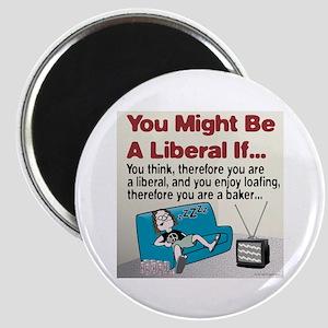Liberals enjoy loafing Magnet