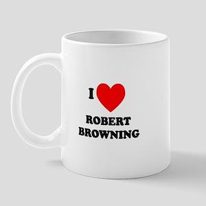 Robert Browning Mug