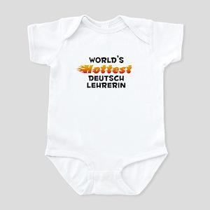 World's Hottest Deuts.. (B) Infant Bodysuit