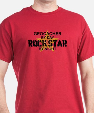 Geocaching Rock Star T-Shirt