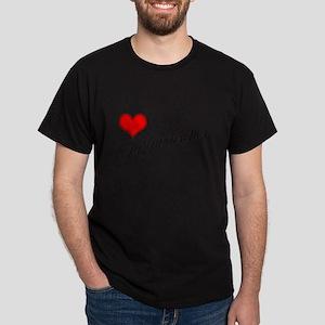 Affenpinscher Dog Heart T-Shirt