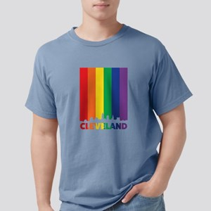 rainbow cleveland pride T-Shirt