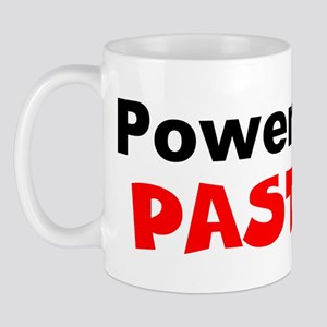 Powered by Pasteles Mug