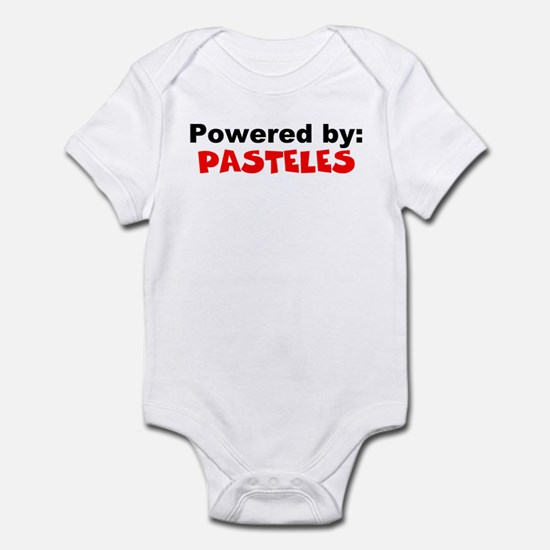 Powered by Pasteles Infant Bodysuit