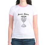 JESUS JUICE Jr. Ringer T-Shirt