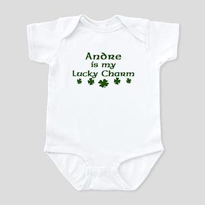 Andre - lucky charm Infant Bodysuit