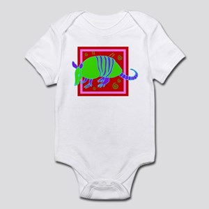 Armadillo (Front only) Infant Bodysuit