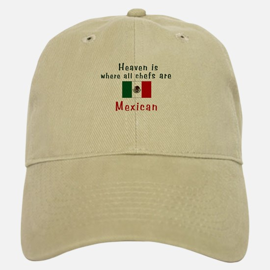 Mexican Chefs Baseball Baseball Cap