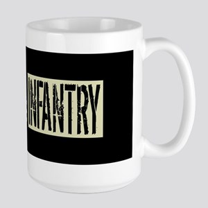 U.S. Military: Infantry ( 15 oz Ceramic Large Mug