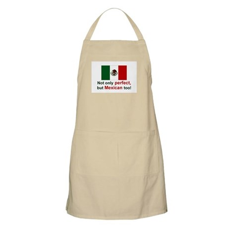 Perfect Mexican BBQ Apron