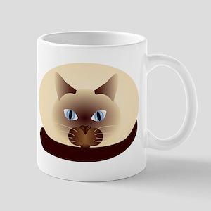 Sunny the Solar Siamese 11 oz Ceramic Mug