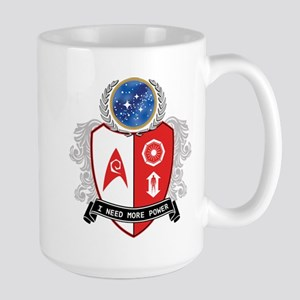 Trek Engineering Crest Mug Mugs