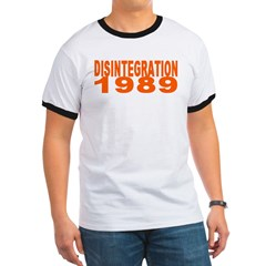 DISINTEGRATION 1989 T