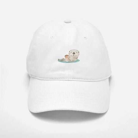 Baby Otter Hat