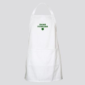 Irish Turkish BBQ Apron