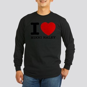 Political Designs Long Sleeve T-Shirt