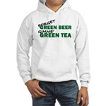 GREEN TEA Hooded Sweatshirt