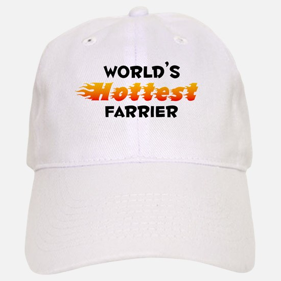 World's Hottest Farrier (B) Baseball Baseball Cap