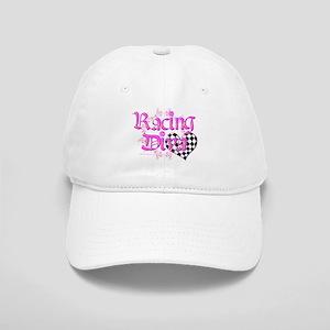 Racing Diva Pink Cap