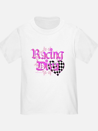 Racing Diva Pink T