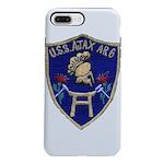 USS AJAX iPhone 8/7 Plus Tough Case