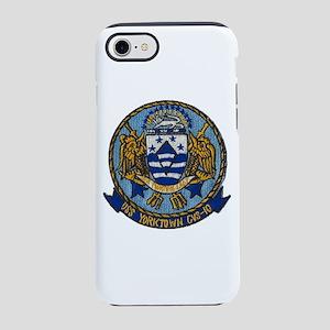 USS YORKTOWN iPhone 8/7 Tough Case